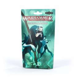 Warhammer Underworlds: Cartas Esenciales (Spanish)