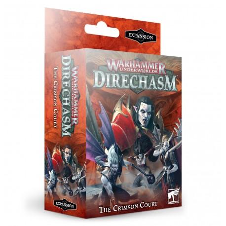 Warhammer Underworlds: La Corte Carmesí (Castellano) (4)