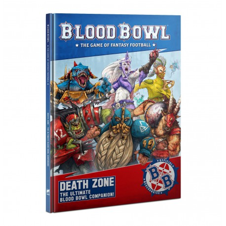 Blood Bowl: Death Zone (Spanish)