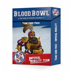 Blood Bowl: Imperial Nobility Card Pack (English)