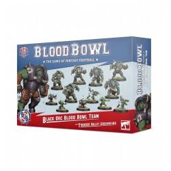 Blood Bowl: Black Orc Team (12)
