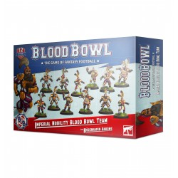 Blood Bowl: Imperial Nobility Team (12)