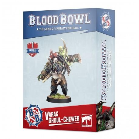 Blood Bowl: Varag Ghoul-chewer (1)