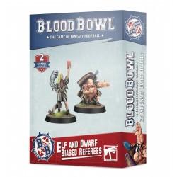 Blood Bowl: Elf And Dwarf Biased Referees (2)