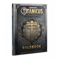 Adeptus Titanicus: Rulebook (Inglés)