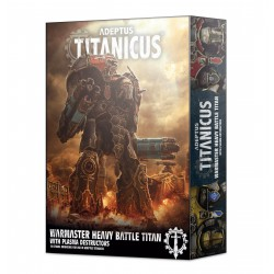 Adeptus Titanicus: Warmaster Heavy Battle Titan (1)