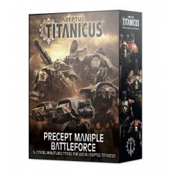 Adeptus Titanicus: Precept Maniple Battleforce (5)