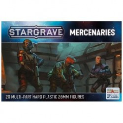 Stargrave Mercenaries (20)