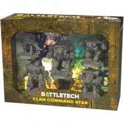 Battletech Clan Command Star (English)