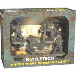 Battletech Inner Sphere Command Lance (English)