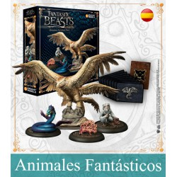Animales Fantásticos SB (Spanish)