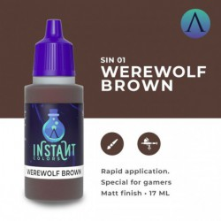 Werewolf Brown