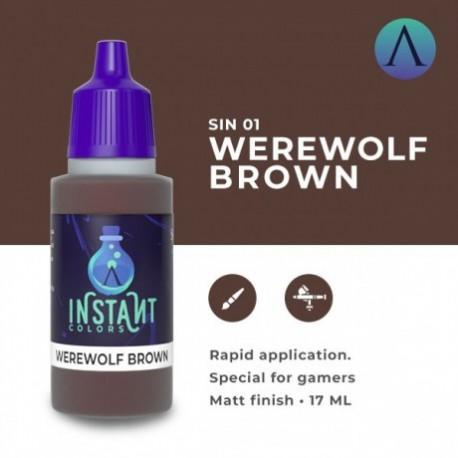 Werewolf Brown