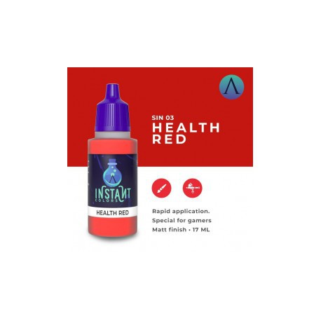 Health Red