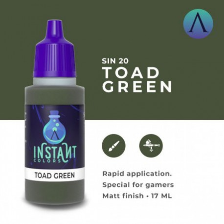 Toad Green
