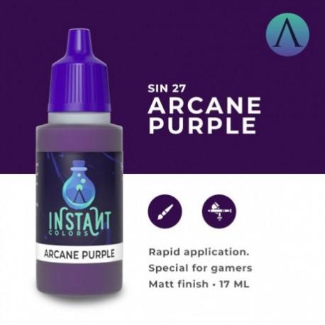 Arcane Purple