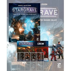 Stargrave Rulebook and Set of Crew + SG (English)