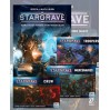 Stargrave Rulebook and one of each box set (Crew, Mercs & Troops) + SG (English)