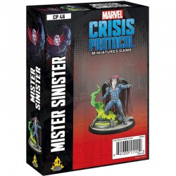 Crisis Protocol Mr Sinister (English)