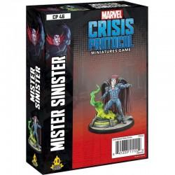 Crisis Protocol Mr Sinister (Inglés)