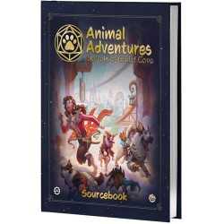 Animal Adventures - Secrets Of Gullet Cove Sourcebook (English)