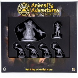Animal Adventures - Rat King Of Gullet Cove (English)