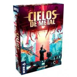 Cielos de Metal (Spanish)