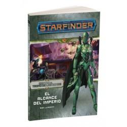Starfinder - Contra el Trono de los Eones 1: El Alcance del Imperio (Spanish)