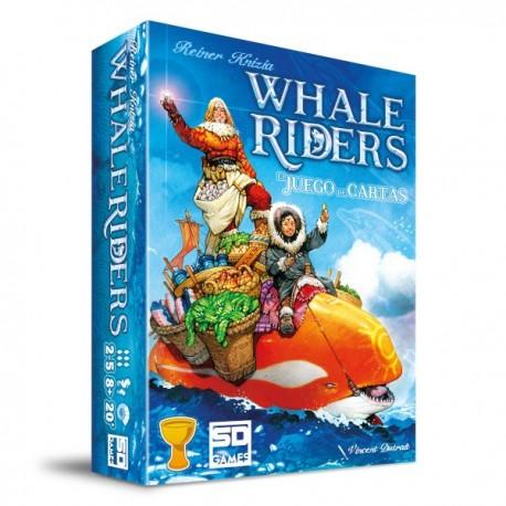 Whale Riders. El Juego De Cartas (Spanish)