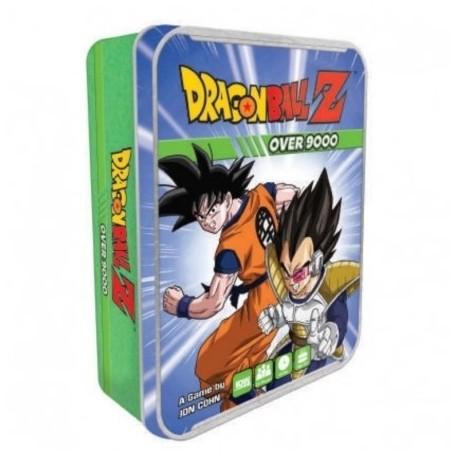 Dragon Ball Z - Mas De 9000 (Spanish)