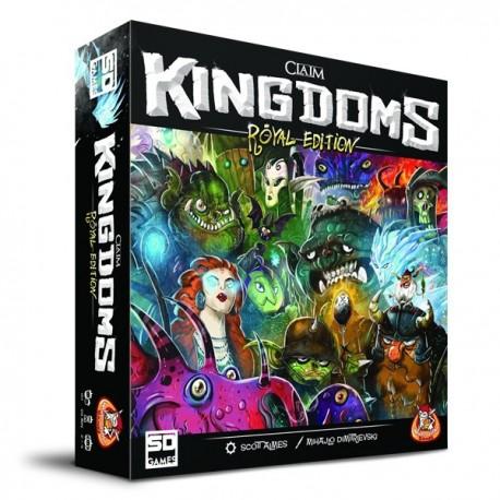 Claim Kingdoms Royal Edition (Spanish)