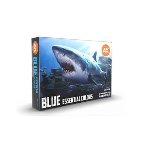 Blue Essential Colors 3gen Set