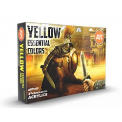 Yellow Essential Colors 3gen Set