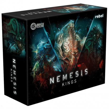 Nemesis: Aliens Kings (Multilanguage)