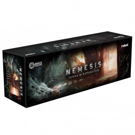 Nemesis: Terrain Pack (Multilenguaje)