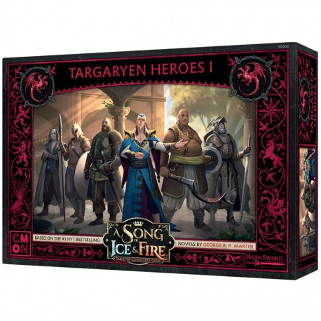 Héroes Targaryen I (Spanish)