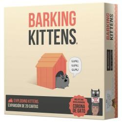 Barking Kittens (Castellano)