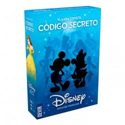 Código Secreto Disney (Spanish)