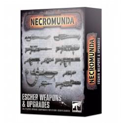 Necromunda: Escher Weapons & Upgrades