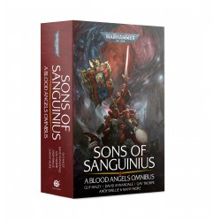 Sons Of Sanguinius: A Blood Angels Omnibus (Inglés)