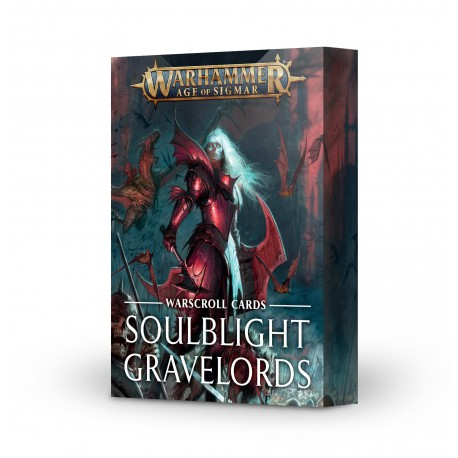 Warscrolls: Soulblight Gravelords (Inglés)