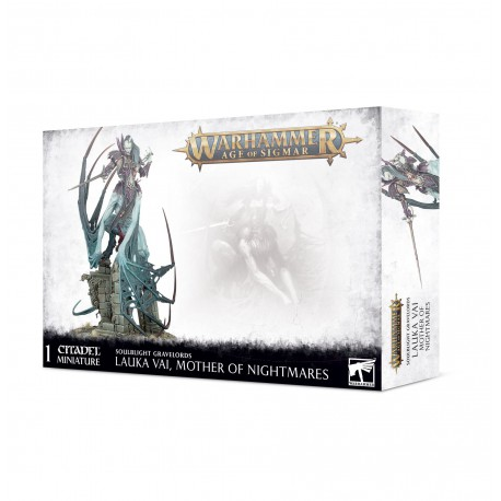 Soulblight Gravelords: Lauka Vai Mother Of Nightmares (1)