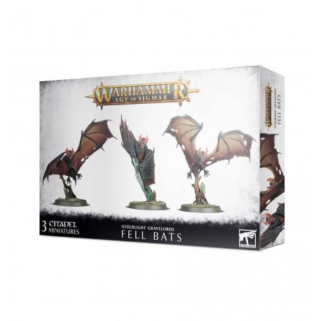 Soulblight Gravelords: Fell Bats (3)