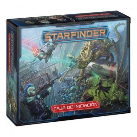 Starfinder Caja de Inicio (Spanish)