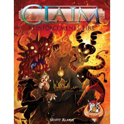 Claim Refuerzos: Fuego (Spanish)