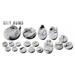 City Ruins Bases (21 Tops)