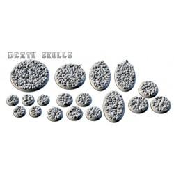 Death Skulls Bases (21 Tops)
