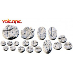 Volcanic Bases (21 Tops)