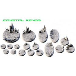 Crystal Xenos Bases (21 Tops)