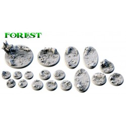 Forest Bases (21 Tops)